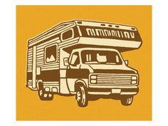 """Our old RV nicknamed """"Lil' Putt"""" and summer weekends in Seward...It took a lickin' and kept on tickin'..."""