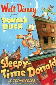 "Celebrating Donald Duck: ""Sleepy Time Donald"" (1947)"