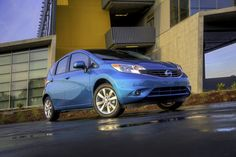 All-new 2014 Nissan Versa Note.