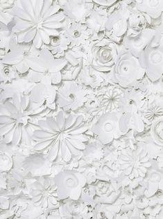chanel paper art