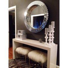 20 Exquisite Modern Home Windows - Room Dekor 2020 Sala Glam, Living Room Decor, Bedroom Decor, Bedroom Ideas, Master Bedroom, Decor Room, Entryway Decor, Comfy Bedroom, Wall Decor