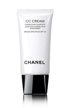 CHANEL CC CREAM COMPLETE CORRECTION SUNSCREEN BROAD SPECTRUM SPF 50 | Nordstrom