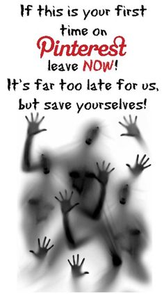 Save Yourselves...