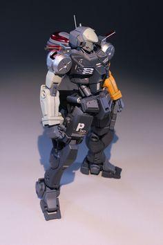 HGBF GM/GM 警用タイプ Modeled by Daikon29 Space Warfare, Mecha Suit, Gundam Build Fighters, Gundam Mobile Suit, Gundam Custom Build, Gunpla Custom, Mecha Anime, Robot Art, Gundam Model