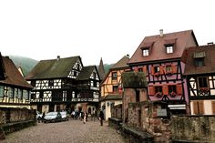Museum of Local History in a half-timbered house in Strümpfelbach ...