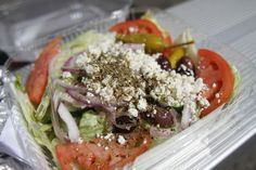 Greek Salad salad healthy food healthy eating healthy eating images healthy eating photos healthy eating pictures healthy food images healthy food pictures greek salad -  Click pic for your free gift