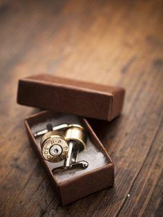 Bullet Cufflinks 34.99