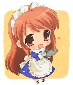 CHIBI | Chibi Anime Gallery: Chibi Haruhi Suzumiya Anime Girl Characters