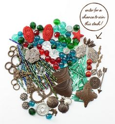 Vintaj & Shipwreck Beads giveaway