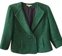 CAbi Green Blazer