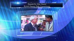Views of Hamish Daniel (Ex-British Deputy High Commissioner) about Arrahman Arraheem Network Pakistan, Islam, British, Tv, Tvs, England, Television Set, Television