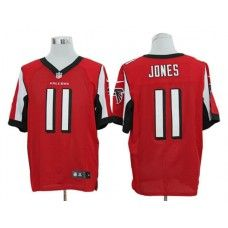 Cheap NFL Jerseys Online - Nike Atlanta Falcons #11 Julio Jones Lights Out Gray Elite Jersey ...
