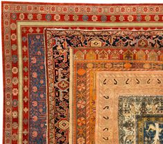 Apadana Inc.: It is our pleasure to take you on an extraordinary journey through our collection of hand-knotted antique rugs. Since 1978, Apadana has amassed an extensive inventory from rug production centers around the world. We specialize in 19th and 20th century one-of-a-kind decorative rugs from Iran, Europe, Russia, Turkey, and India. We hope you enjoy our stylish selections for One Kings Lane.