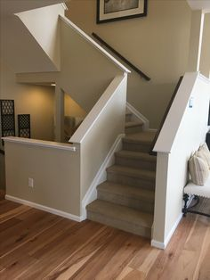 1/2 Drywall Staircase