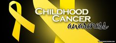 Childhood Cancer Awareness Facebook Cover