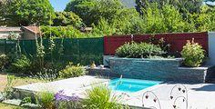 Trophée Argent ex-aequo  #spa #piscine : PISCINES ET JARDINS / L'ESPRIT PISCINE #FPPiscine #TropheesPiscine