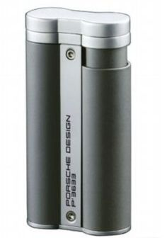 Porsche Design P'3633 Circular Flame Cigar Lighter-Gray #Porsche #Lighters