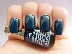 Mavala - 158 Smoky Blue