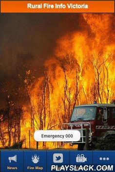 Bushfires -Rural Fire Info VIC  Android App - playslack.com , Rural and Bushfire information for Victoria Australia. Stay up-to-date om all rural fires in VIC! This app will bring you all the current information and warnings fresh from the relevant authorities in one convenient package. On top you will get lots of useful info and features.This info app will give you:The latest news and information on bushfires in Victoria in one handy application.Up-to date warnings and advice from the…