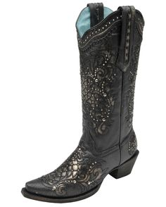 Corral Lace and Studs