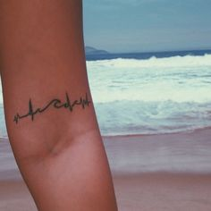 |if home is where the heart is, then my heart is the sea| #tattoo #tattoos #littletattoos