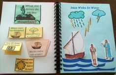Bible Fun For Kids - really great printables and lessons!