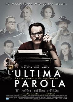 GRATIS$~HDQ]® L'ultima parola - La vera storia di Dalton Trumbo Streaming film completo SUB ITA 720p Gratis  GUARDA ORA: Link diretto streaming FILM online ITA ===>>>> http://bit.ly/1oDBg15 GUARDA ORA: Link Download ===>>>> http://bit.ly/1oDBg15