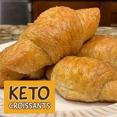 Low Carb Bread, Keto Bread, Low Carb Keto, Low Carb Recipes, Diet Recipes, Keto Recipes Dinner Easy, Keto Bagels, Recipies, Healthy Recipes