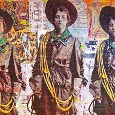 """""""Cowgirl Pride"""" by Tamara Ruiz kK"""