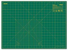 Cutting Mat with Grid 18 x 24 by Olfa