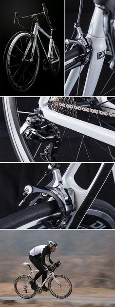 Lexus F SPORT Carbon Fiber Road Bike
