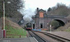 Heritage Railway, Steamers, Nottingham, Locomotive, Trains, Bridge, World, Bridges, Bro