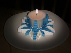 Tea-light candle holder tutorial Paper quilling by Quillings4U