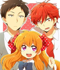 Gekkan Shoujo Nokzaki-kun is one of the funniest animes I have ever seen. Watch. It.