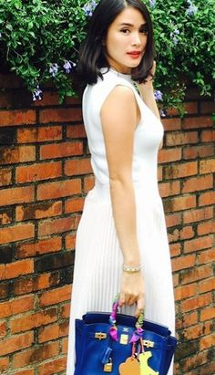 Heart Evangelista Work Fashion, I Love Fashion, Heart Evangelista Style, Power Dressing Women, Casual Wear Women, Classy Style, Classy Chic, White Outfits, Work Clothes