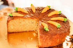 Receita prática de bolo de cenoura - Desvendando Receitas