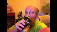 How to drink a strongbow