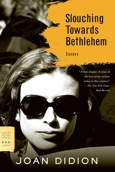Before the Didion craze, there was this—and sure, there was a lot before this—but Slouching Towards Bethlehem is where to start with Joan Didion. She is the ultimate cool and keen-eyed observer of the human condition, of America, and of gracefully merciless self-examination.   Sloane Crosley's Picks