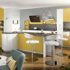 50 cuisines ultra colorées | Projets à essayer | Pinterest