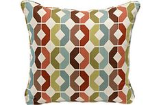 iSofa Statesville Carnival Accent Pillows (Set of 2)
