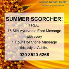 Massage Offer, Walthamstow