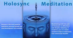 Get your FREE BOOK on the Science of Super Awareness by Bill Harris, Founder of Holosync:  http://www.myholosync.com/17slyi   to improve my mental clarity, emotional health, stress level, confidence, and overall well being.