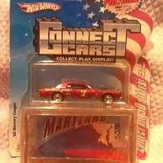 RETIRED STATE CAR MARYLAND 68COUGAR $9.99 Show An interest want to buy? say you want it will send ION coupon