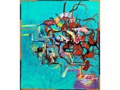 Joanne Greenbaum - Untitled, 2014