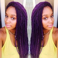 Crochet Hair Pros And Cons : Photo taken by @naturallyshesdope on Instagram, pinned via the ...