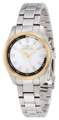 Invicta Women's 12831 Specialty Mother-Of-Pearl Dial Watch ** Check out this great watch.
