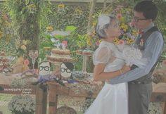 Casamentos Reais: confira o lindo mini wedding de Mariana e Leandro, uma união fofa e cheia de estilo, realizada na Igreja dos Reis Magos, em Nova Almeida.