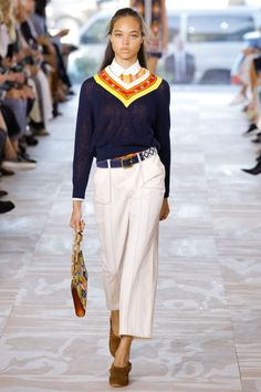 Tory Burch New York Spring/Summer 2017 Ready-To-Wear