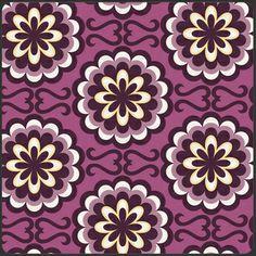Pat Bravo - Bespoken - Fancy Buttons in Purple