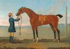 Flying Childers (GB) 1715-1741 B.h. (Darley Arabian-Betty Leedes (GB) by Old Careless (GB) Unbeaten in 6 starts